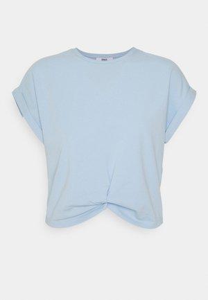 ONLREIGN KNOT - Printtipaita - cashmere blue