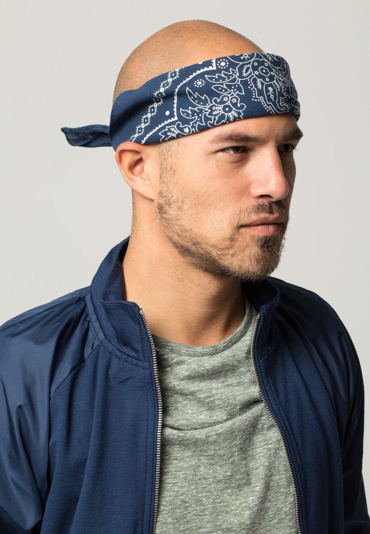Levi's® - PAISLEY BANDANA - Foulard - navy blue