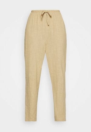 CALI PULL ON PANT - Trousers - brown taupe
