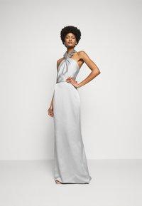 Marchesa - Suknia balowa - silver - 1