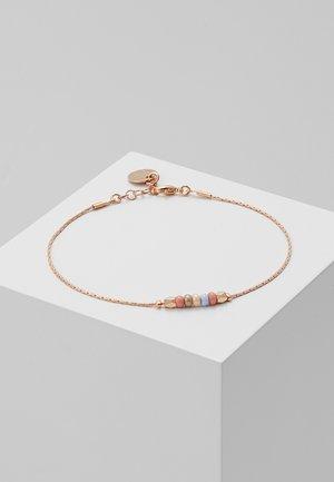 Bracelet - rosegold-coloured/pastel