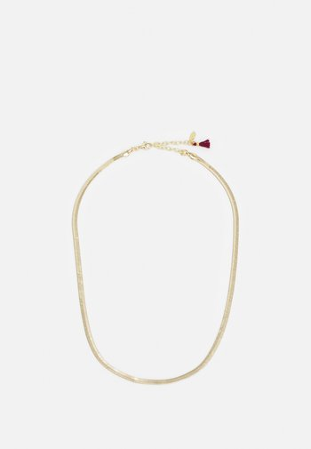 LADY NECKLACE - Collar - gold-coloured