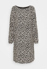 comma - Denní šaty - black - 3