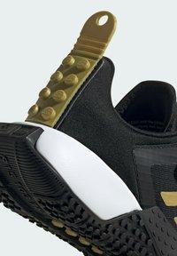 adidas Performance - X LEGO® SPORT  - Sneakersy niskie - black - 6