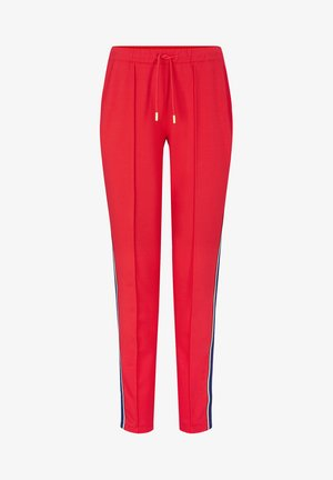 THEA - Tracksuit bottoms - rot