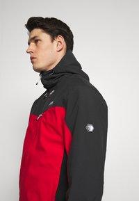 Regatta - BIRCHDALE - Hardshell jacket - red - 3
