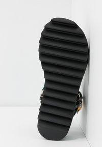 Kurt Geiger London - ORION - Wedge sandals - multicolor - 6