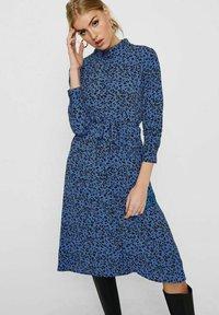 JDY - Sukienka z dżerseju - blue iolite - 3