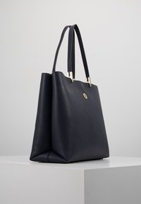 Tommy Hilfiger - CORE TOTE - Shopping bag - blue - 3