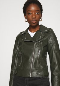 Vero Moda - VMKERRIULTRA  - Faux leather jacket - rosin - 3
