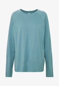 CALANDO - Long sleeved top - goblinblue - 3