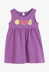 LC Waikiki - Jersey dress - purple - 0