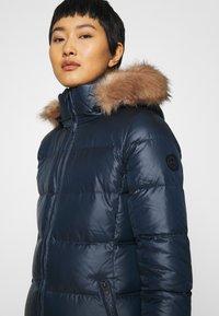 Calvin Klein - ESSENTIAL REAL COAT - Down coat - navy - 6
