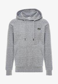 JCOWIND - Bluza z kapturem - light grey melange