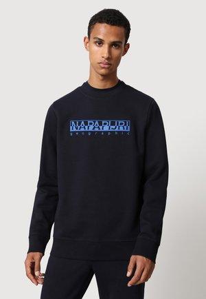 BERBER - Sweatshirt - blu marine