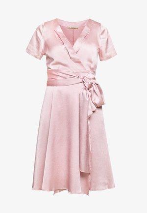 LORETTAL DRESS SHORT - Cocktailjurk - pink nectar