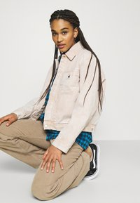 Carhartt WIP - SONORA JACKET - Denim jacket - dusty brown - 3