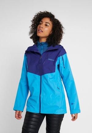 SNOWDRIFTER - Kurtka narciarska - curacao blue