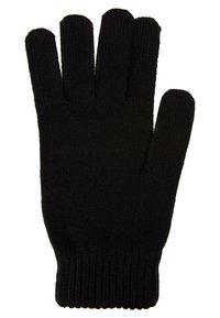adidas Performance - PERF GLOVES - Fingervantar - black/black/medium grey smoked - 4