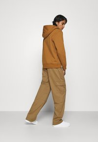 Vans - THREAD IT PANT - Trousers - dirt - 2