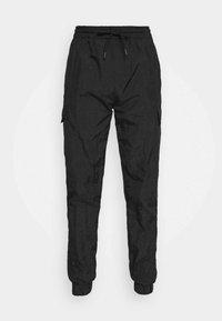 Criminal Damage - UTILITY JOGGER - Cargo trousers - black - 3