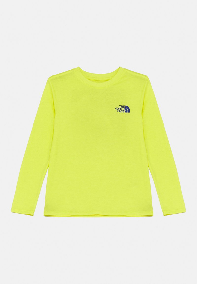 The North Face - ON MOUNTAIN TEE - Long sleeved top - sulphur spring green
