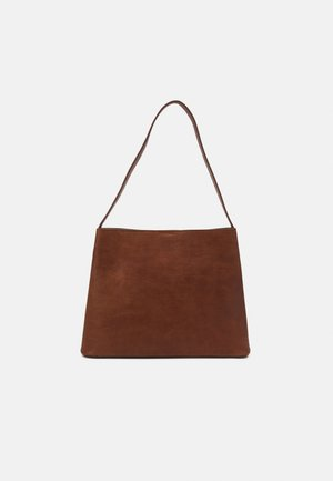 TRAPEZE TOTE - Handbag - tan