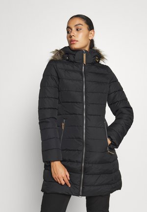ADDISON - Down coat - black