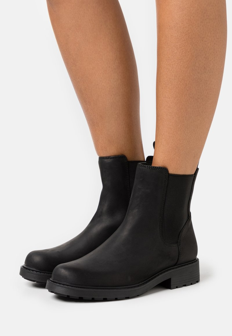 Clarks - ORINOCO TOP - Classic ankle boots - black