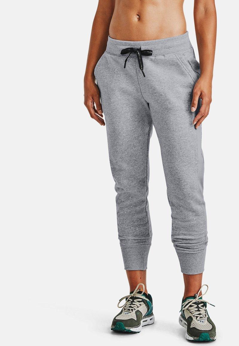 Under Armour - EMB - Pantalon de survêtement - steel medium heather