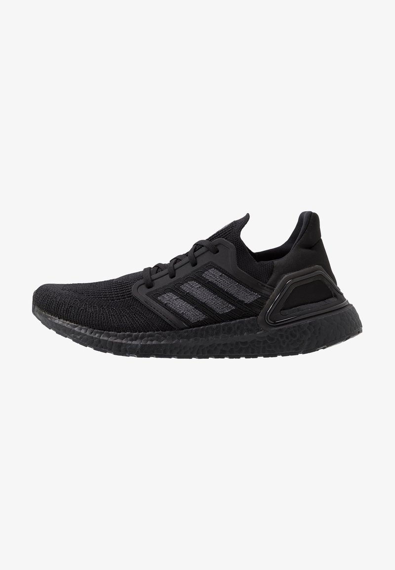 adidas Performance - ULTRABOOST 20 PRIMEKNIT RUNNING SHOES - Neutral running shoes - core black/solar red