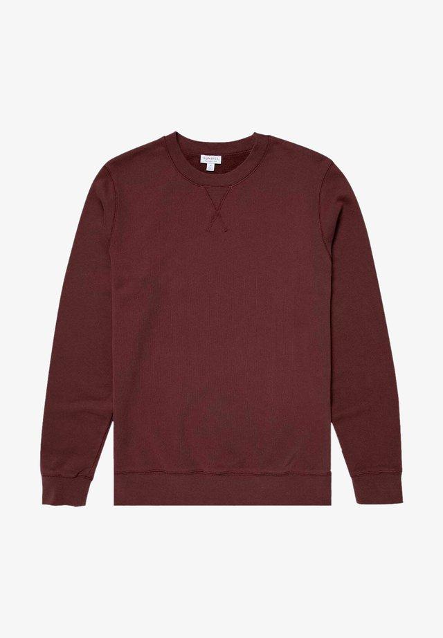 LOOPBACK - Sweatshirt - oxblood