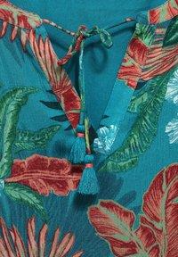 Cecil - MIT HAWAII PRINT - Day dress - türkis - 3