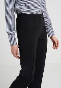 By Malene Birger - VIGGIE - Trousers - black - 4