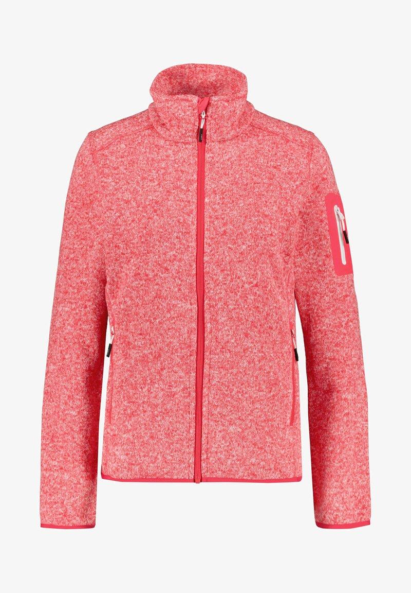 CMP - Fleece jacket - pink