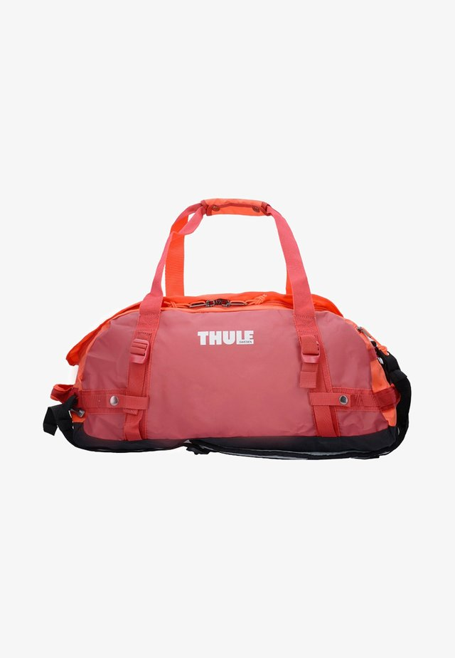 CHASM DUFFEL - Holdall - red