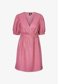 Vero Moda - Day dress - chateau rose - 4