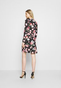 Anna Field - Day dress - black/pink - 2