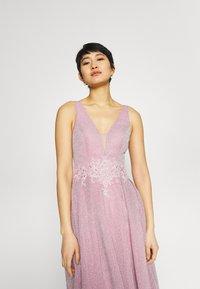 Mascara - Společenské šaty - ice pink - 4
