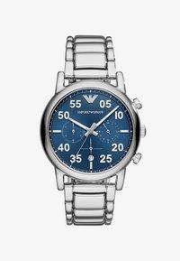 Emporio Armani - Montre à aiguilles - silver-coloured - 1