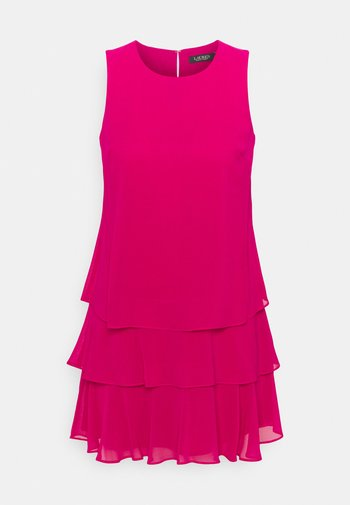 TYREE SLEEVELESS DAY DRESS - Robe de soirée - aruba pink