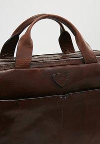 JOOP! - BRENTA PANDION BRIEFBAG - Briefcase - brown - 6