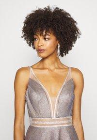 Luxuar Fashion - Vestido de fiesta - gold - 3