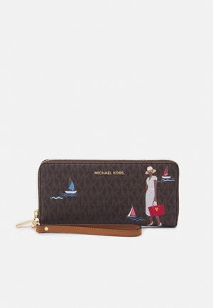 JET SET TRAVEL CONTINENTAL - Portefeuille - brown/multi