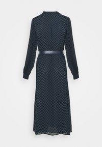 MICHAEL Michael Kors - PERFECTION BELTED - Day dress - dark blue - 6