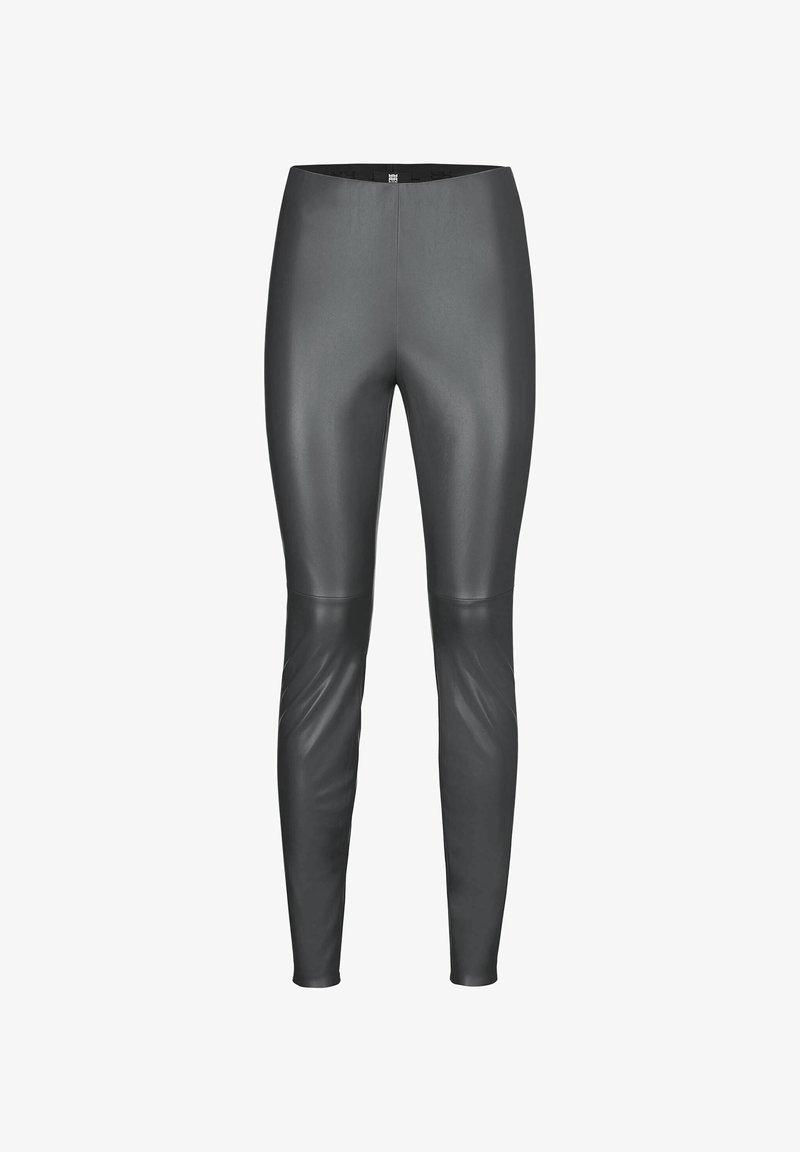RIANI - Leggings - Trousers - silber