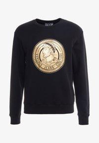 Versace Jeans Couture - FELPE UOMO - Sweatshirt - nero - 3