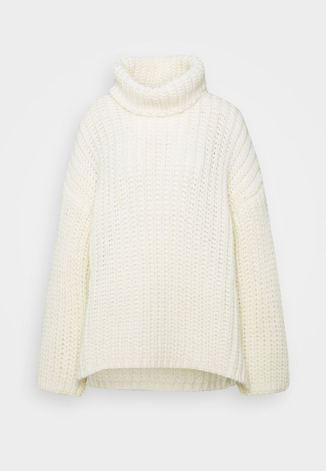 TURTLE NECK - Trui - offwhite
