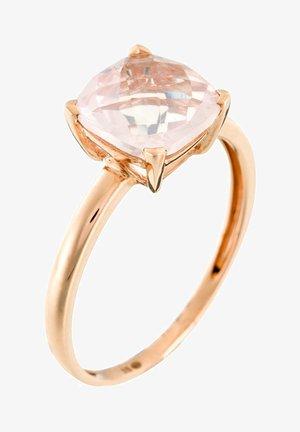 WOMEN'S GOLD RING - Ring - pink