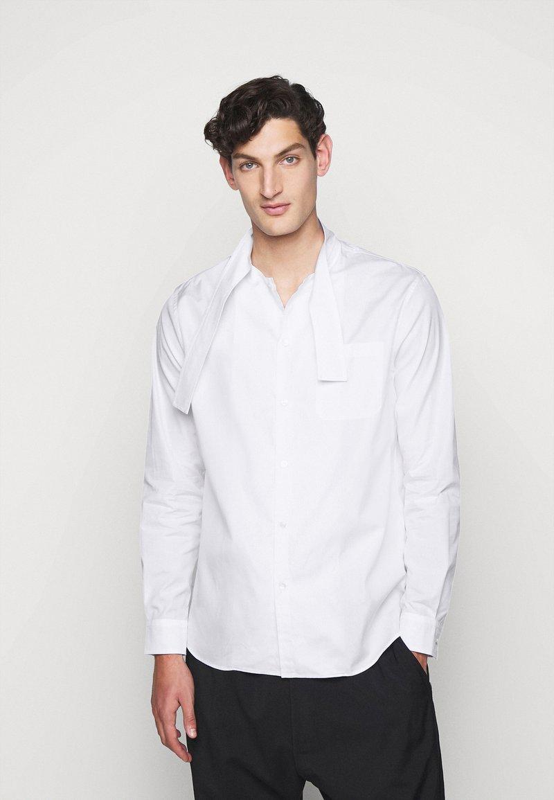 N°21 - CAMICIA - Shirt - bianco ottico